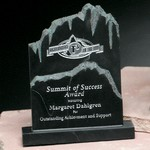 Shasta Peak Award 6 in.