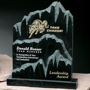 Shasta Peak Award 8-1/2 in.