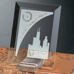 Prisma Rectangle Award 5 in.
