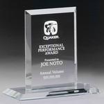 Argyle Award Optical Crystal 7 in.