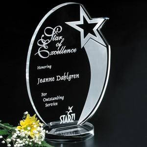 Royal Star Award 8-3/4 in.
