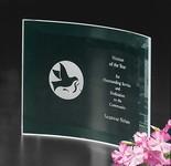 Belmont Crescent Award 7 in. W