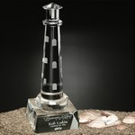 Spirit Rock Crystal Lighthouse 10-3/4 in.