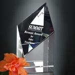 Trinity Award Optical Crystal Award 5 in.
