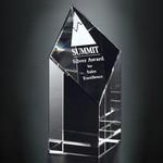 Trinity Award Optical Crystal Award 6 in.