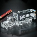 Long Haul Truck 5-1/8 in. W