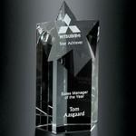 Mega Star Award 8 in.