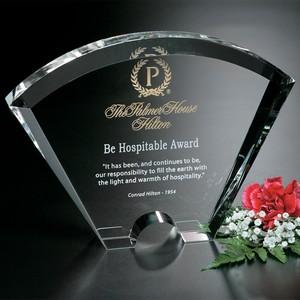 Fantasy Optical Crystal Award 6 in.