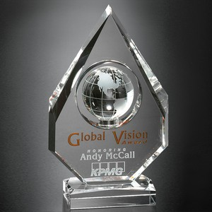 Magellan Global Award 9 in.