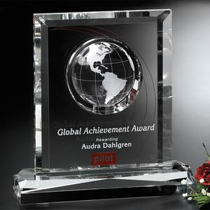 Columbus Global Award 8 in.