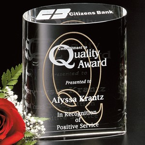 Ovation Award 7 in.