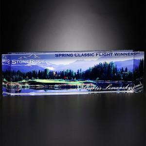 Augusta Illumichrome Full Color Award 8  W