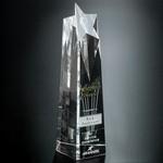 Polaris Star Tower Trophy 12 in.