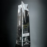 Polaris Star Tower Trophy 14 in.