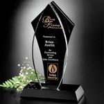 Tuxedo Award  Flame 10 in.