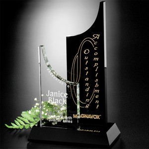 Tuxedo Award  Avalon 10 in.