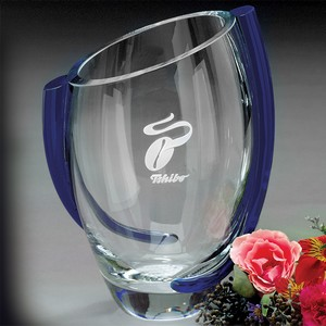 Triumph Trophy Vase 9in