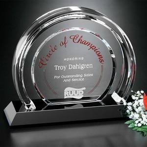 Halo Optical Crystal Award 8 in.
