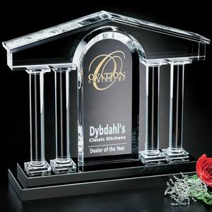 Barona Optical Crystal Award 10-1/2 in.