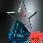 Azure Star Award 6-1/2 in.