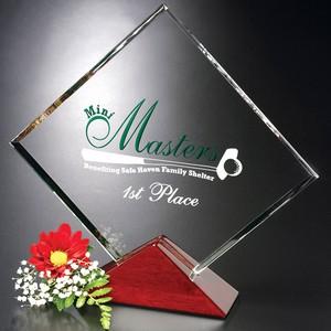 Parkdale Square Award 9-1/2 in.