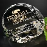 Cascade Optical Crystal Award 5 in. Dia.