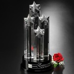 Constellation Optical Crystal Star Award 14 in.