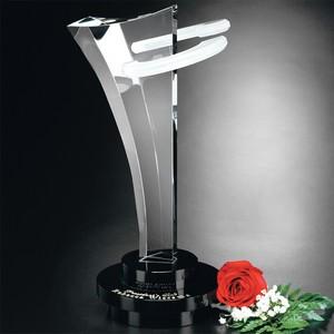 Innovation Optical Crystal Award  12 in.