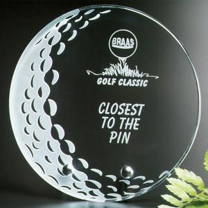 Burnhaven Golf Award 5 in. Dia.