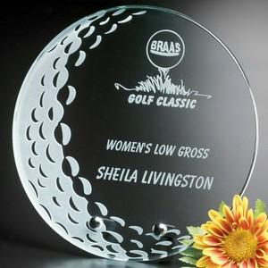 Burnhaven Golf Award 6 in. Dia.