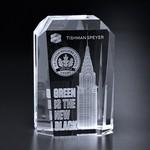 Bankston Optical Crystal Award 8