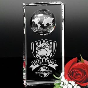 Kendall Global Award 4in