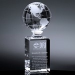 Cordova Globe Award 10in