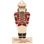 Nutcracker Holiday Ornament