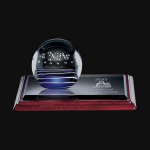 Tranquility Art Glass Award on Albion Base