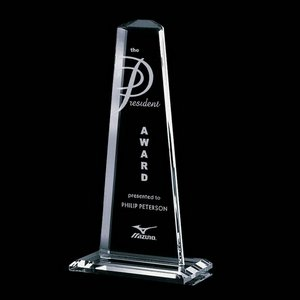 Pinnacle Award - Jade 12in