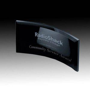 Bancroft Award - Black 5 in.x 9 in.