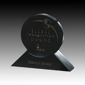Sandton Award - Marble 6 in.