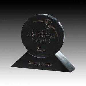 Sandton Award - Marble 7.5 in.