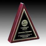 Claredon Award - Rosewood 8 in.