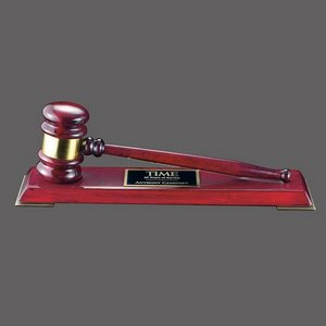 Northumberland Gavel - Rosewood 12 in.