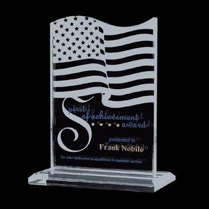 Unity Award - Starfire 8 in.