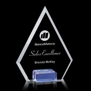 Charlotte Award - Starfire/Blue 7?in