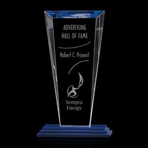 Beaton Award - Starfire/Blue 8?in