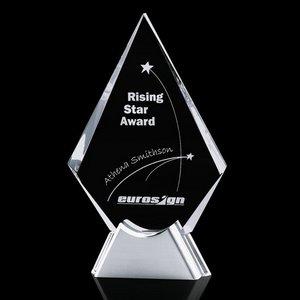 Braemar Award - Starfire/Aluminum 10 in.