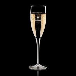 Belfast Champagne Flute - 7oz Crystalline