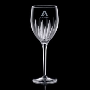 Orabella Wine Glasses Engraved - 17oz Crystalline