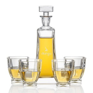 Ernesta Decanter & 4 On-the-Rocks