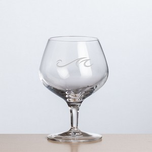 Medway 8oz Cognac Glass Engraved