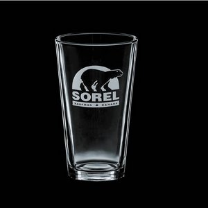Chelsea 16oz Beer Glass